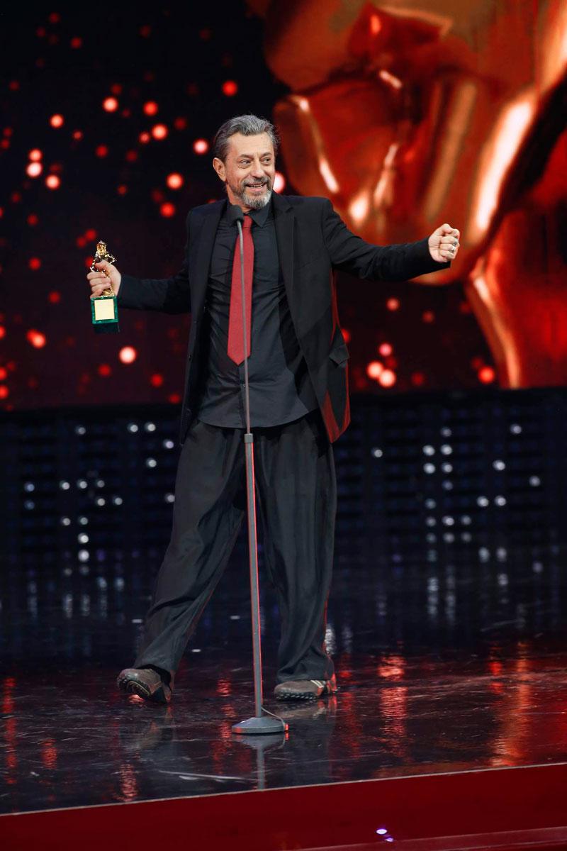 Pivio riceve il premio David di Donatello