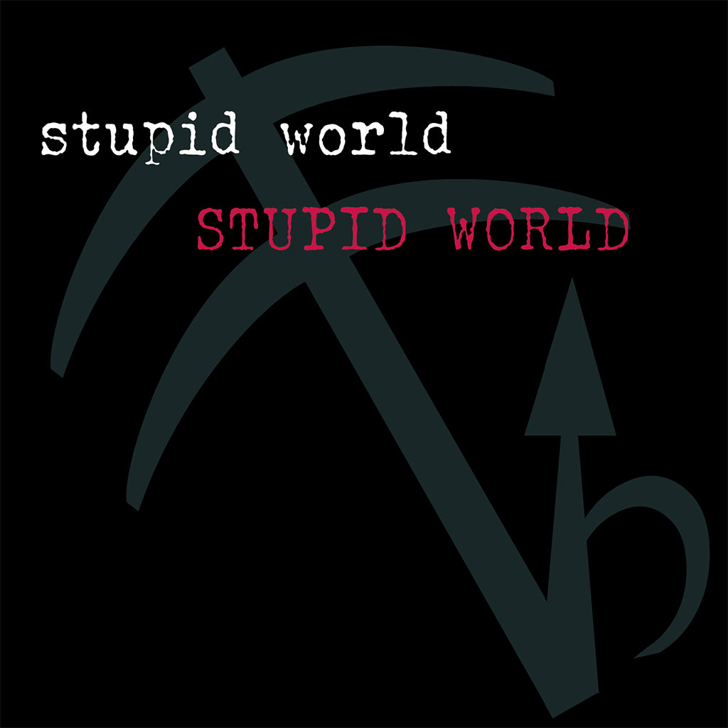 Stupid World - CD cover image