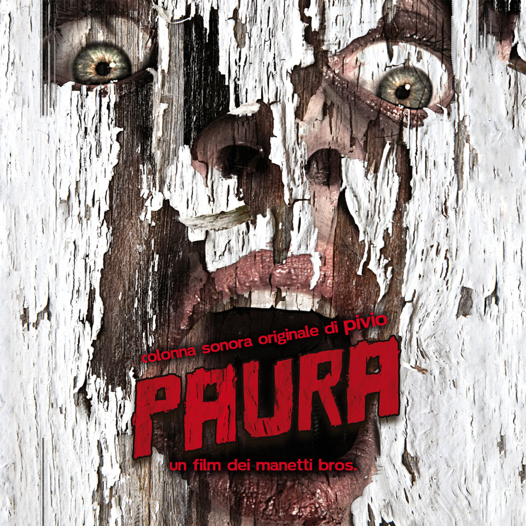 Paura 3D - CD cover image