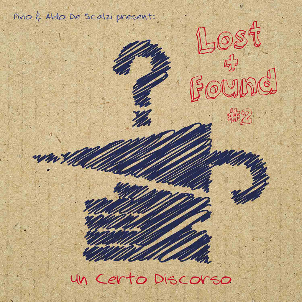 Lost+Found  Vol2 - Un certo discorso - cover album