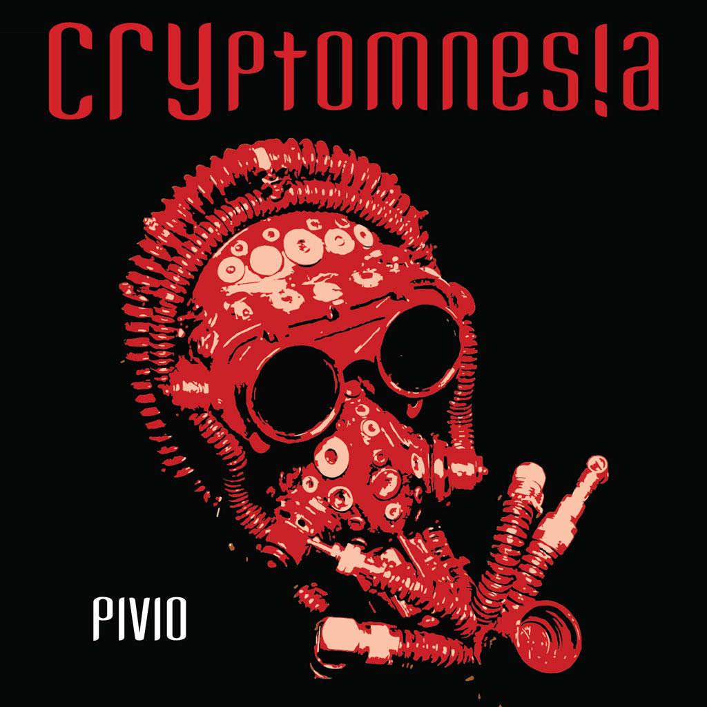 Cryptomnesia - album cover