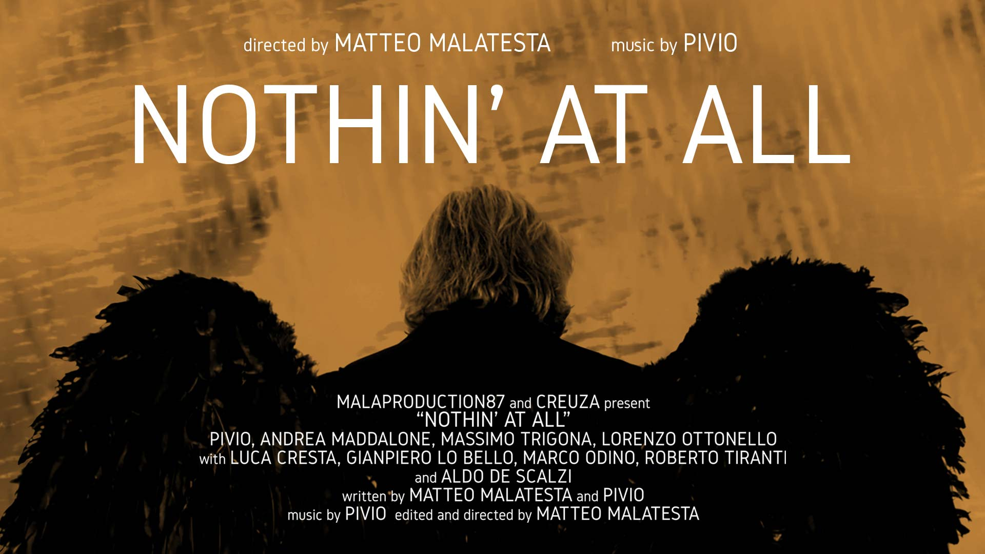 Nothin' At All - banner